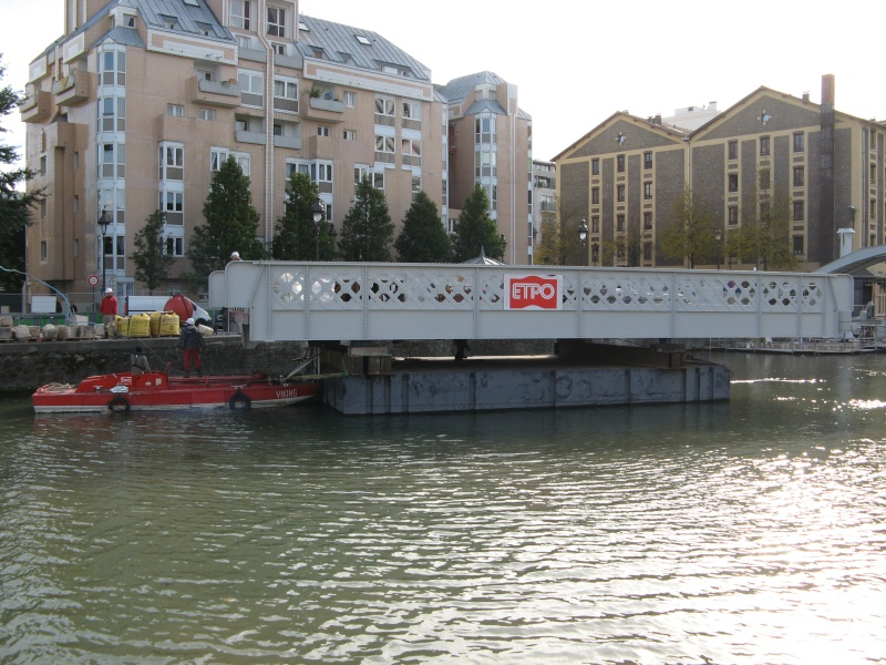 Renovation du pont levant à Crimée (Paris 19e) Photo_54
