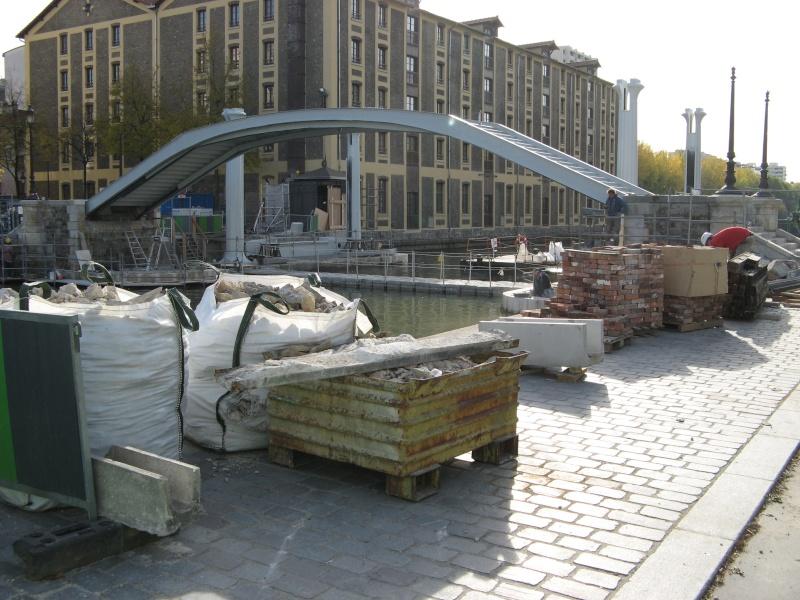 Renovation du pont levant à Crimée (Paris 19e) Photo_56