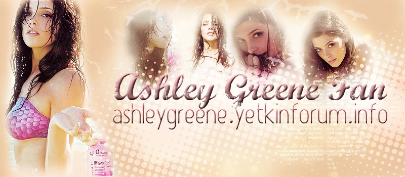 Ashley Greene Fan