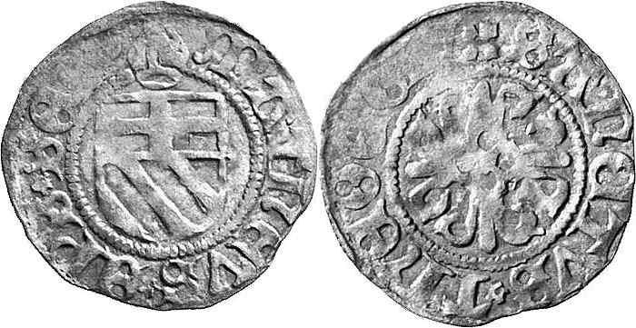 Dinero de Matthäus Schiner (Suiza, 1499-1522).  Image010