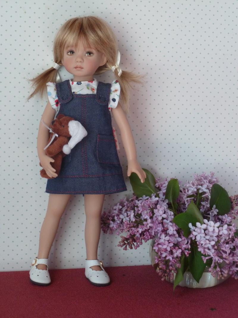 Léonie, Little Darling, avec de nouvelles perruques!!(page 3) Riley_19