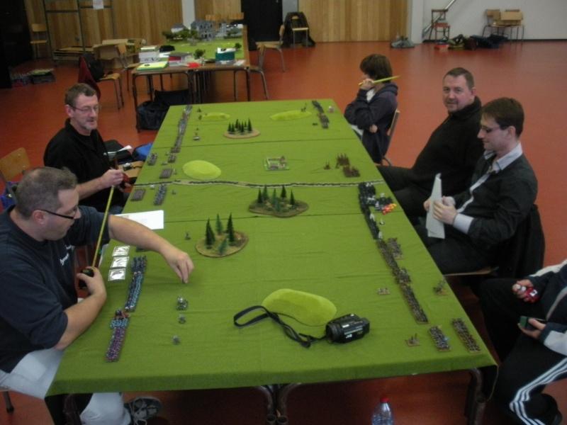 [TdA] La Bataille de Houe Gros Mont (tour 1) Front Nord Soirae26