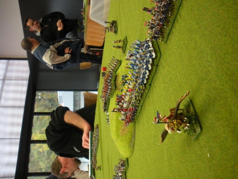 [TdA] La Bataille de Houe Gros Mont (tour 1) Front Nord Soirae27