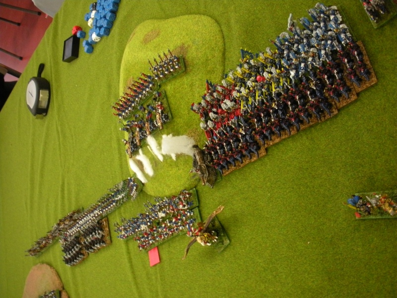 [TdA] La Bataille de Houe Gros Mont (tour 1) Front Nord Soirae29