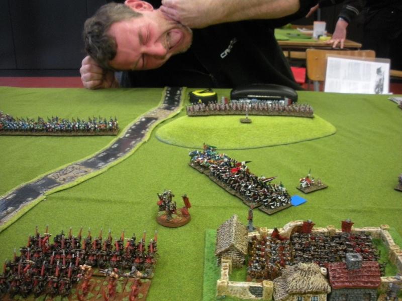 [TdA] La Bataille de Houe Gros Mont (tour 1) Front Nord Soirae30
