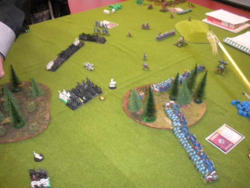 [TdA] La Bataille de Houe Gros Mont (tour 1) Front Nord Soirae32