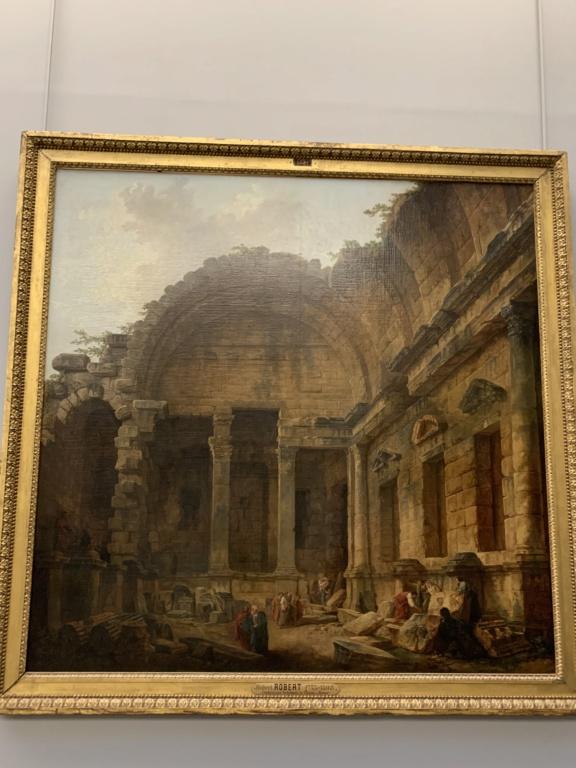 Hubert Robert et le XVIIIe siècle 025ad810
