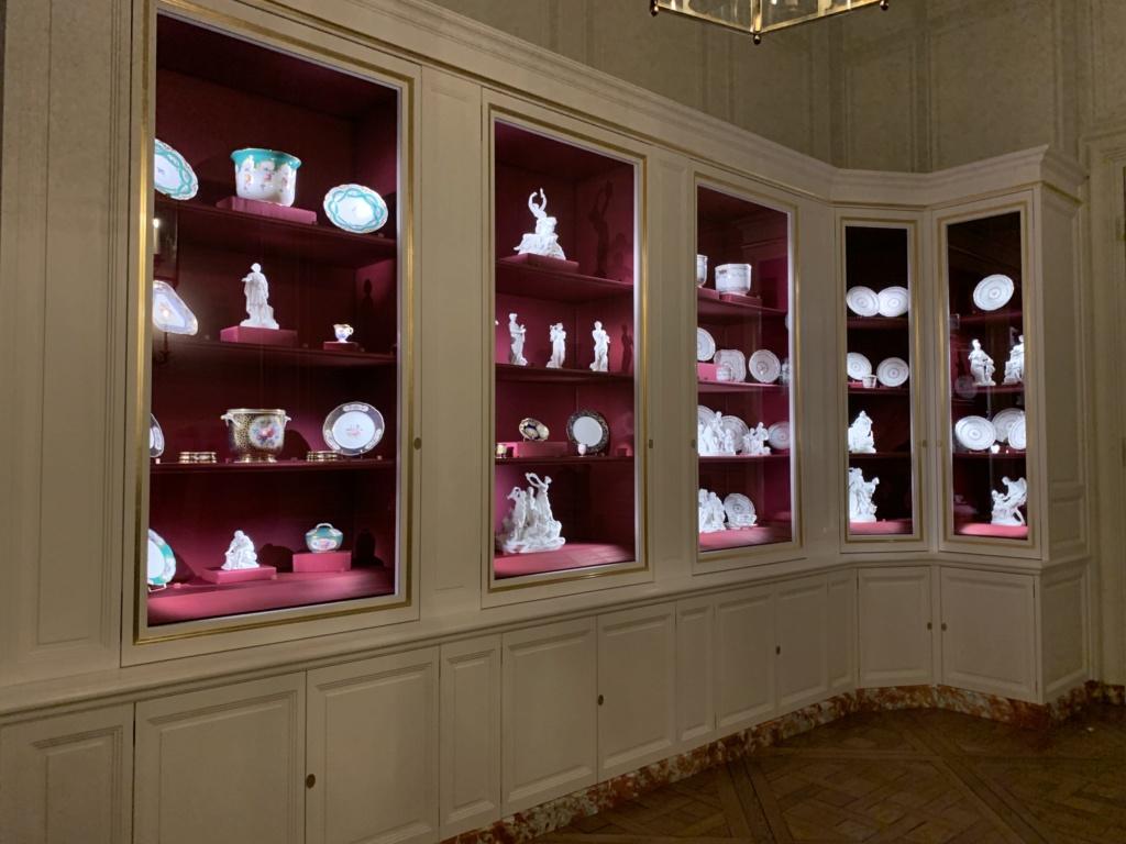 Ouverture du cabinet des porcelaines du château de Versailles  06cb2010