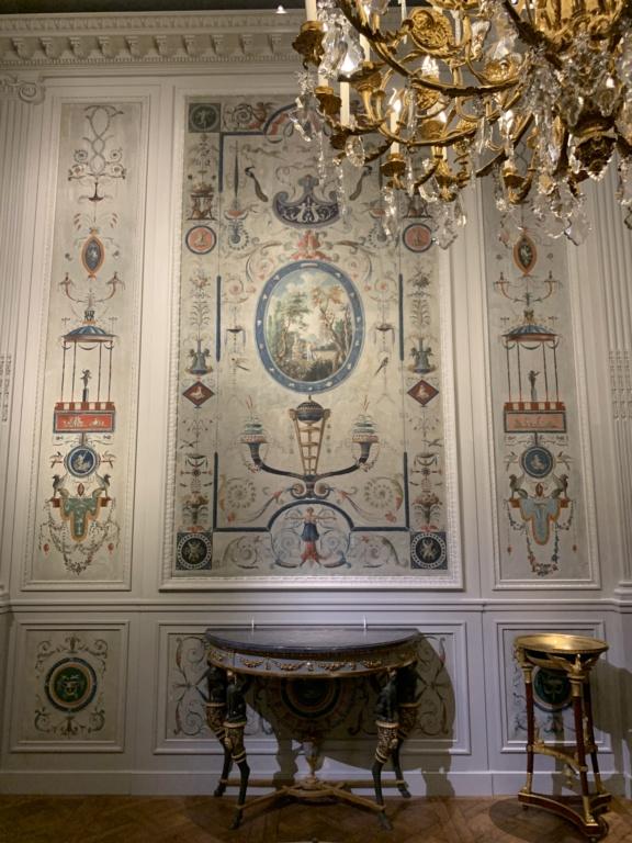 """Exposition """" Vivre à l'antique, de Marie-Antoinette à Napoléon Ier """" - Château de Rambouillet 07fbf510"""