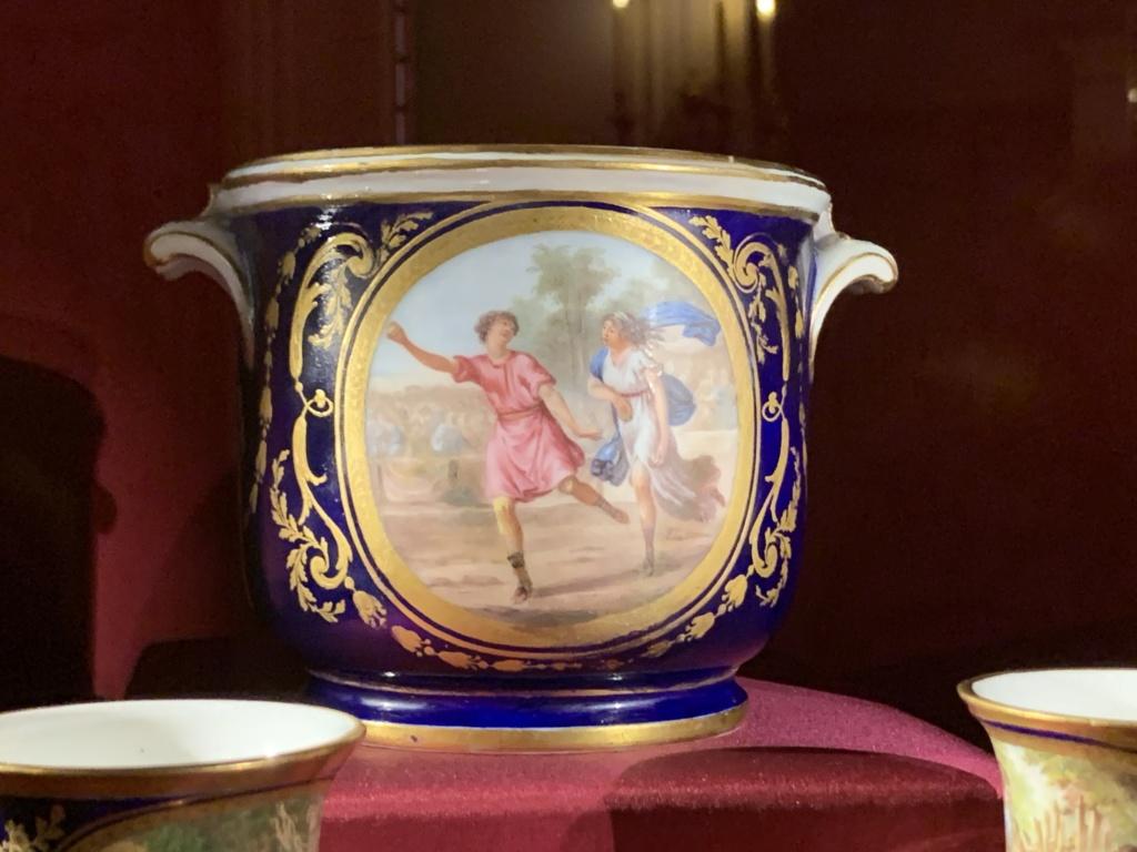Ouverture du cabinet des porcelaines du château de Versailles  08571e10