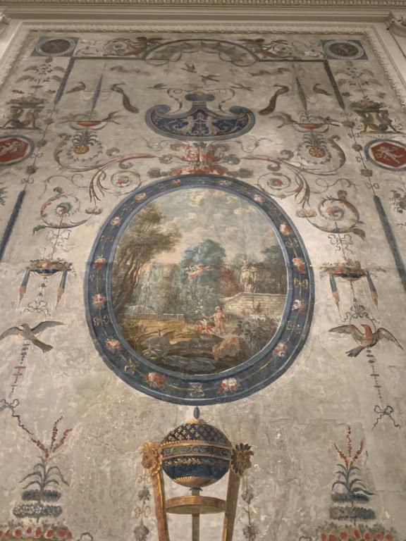 """Exposition """" Vivre à l'antique, de Marie-Antoinette à Napoléon Ier """" - Château de Rambouillet 0d880d10"""