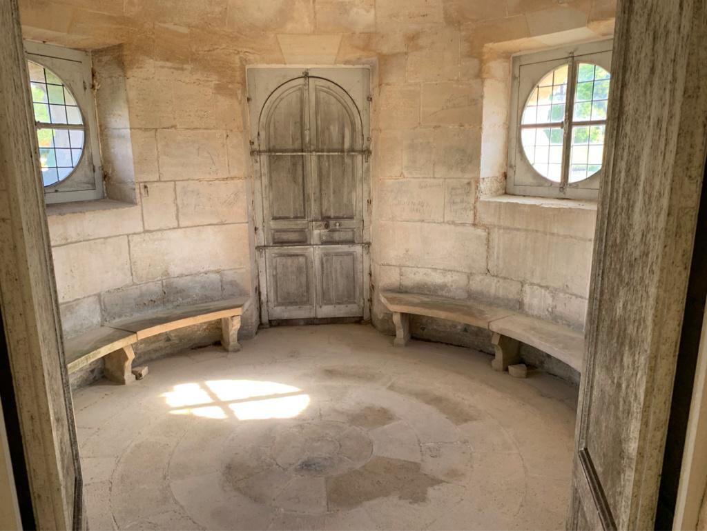 La Laiterie de propreté du Hameau du petit Trianon 1010