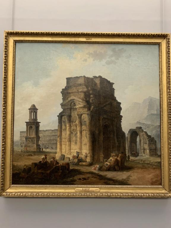 Hubert Robert et le XVIIIe siècle 109b1a10