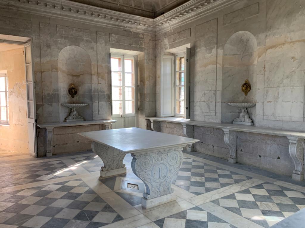 La Laiterie de propreté du Hameau du petit Trianon 111