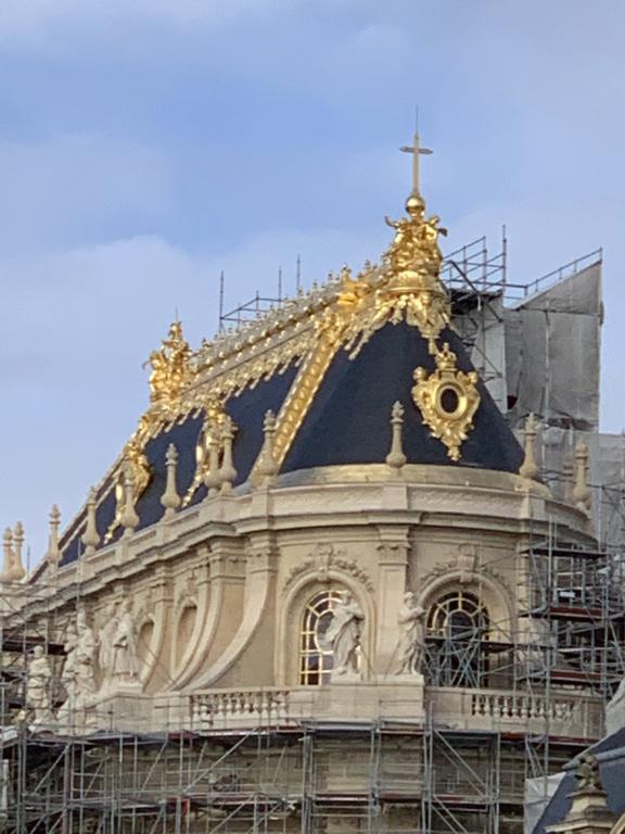Balade à Versailles et Trianon au temps du Covid  11f2be10