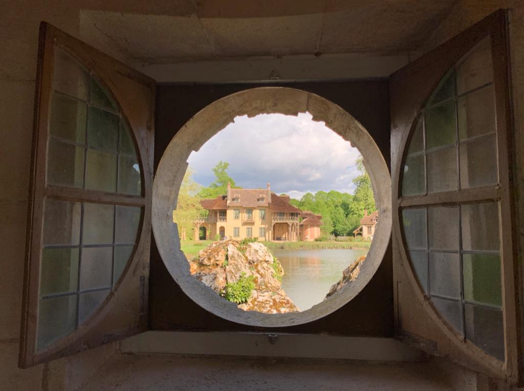 La Laiterie de propreté du Hameau du petit Trianon 1210