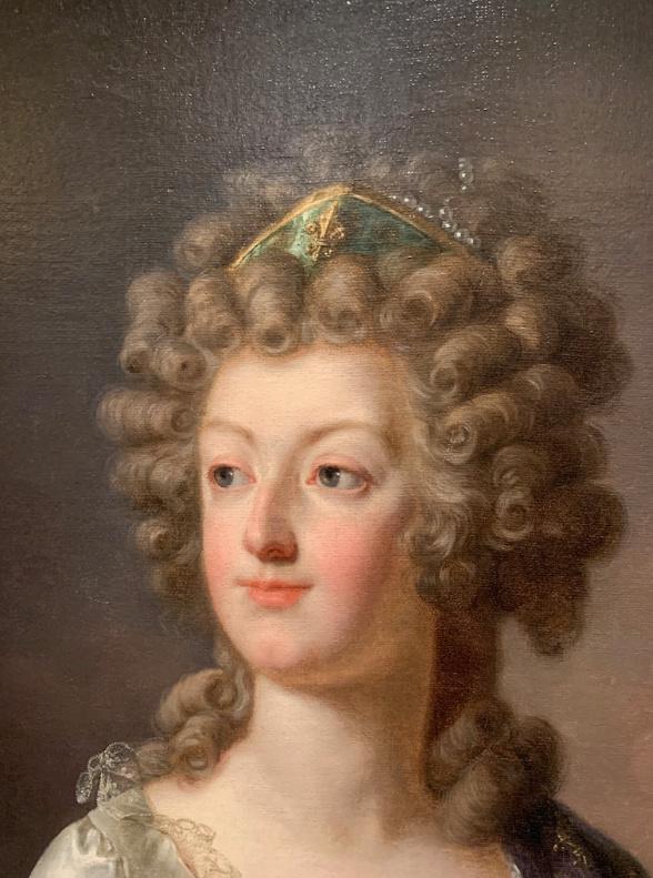 Exposition à la Conciergerie : Marie-Antoinette, métamorphoses d'une image  - Page 2 1316