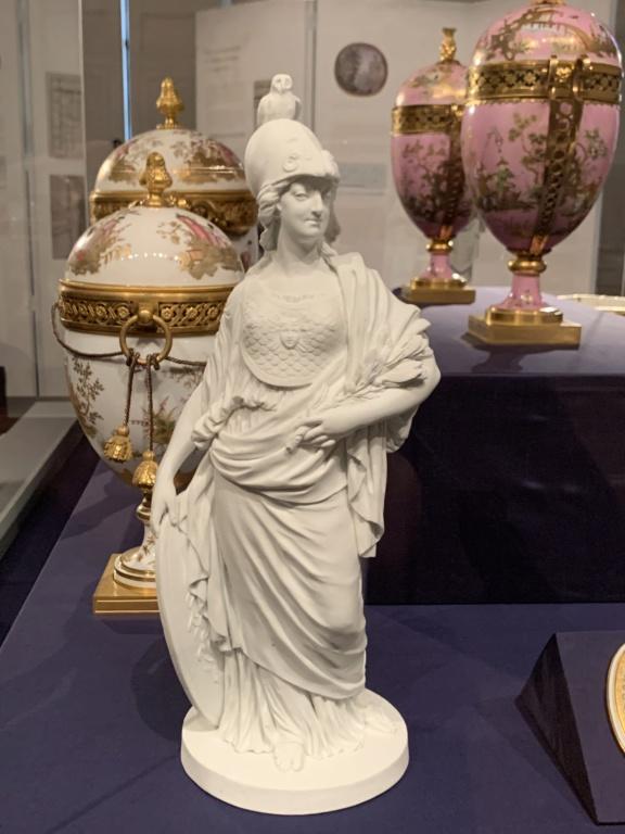 Marie-Antoinette en Minerve, par Josse-François-Joseph Le Riche  13d96010