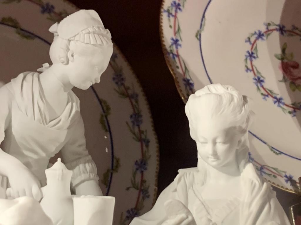 Ouverture du cabinet des porcelaines du château de Versailles  1b07fd10