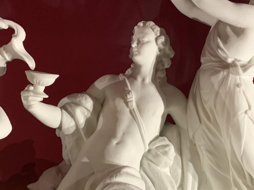 Ouverture du cabinet des porcelaines du château de Versailles  1be4d610