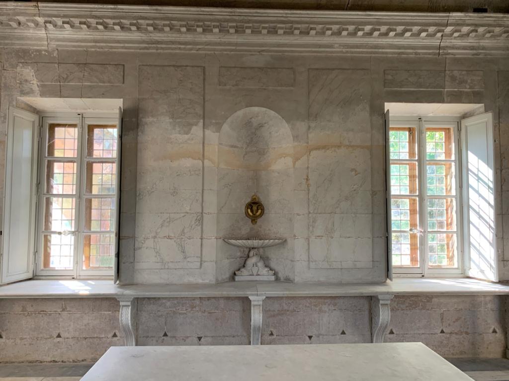 La Laiterie de propreté du Hameau du petit Trianon 210