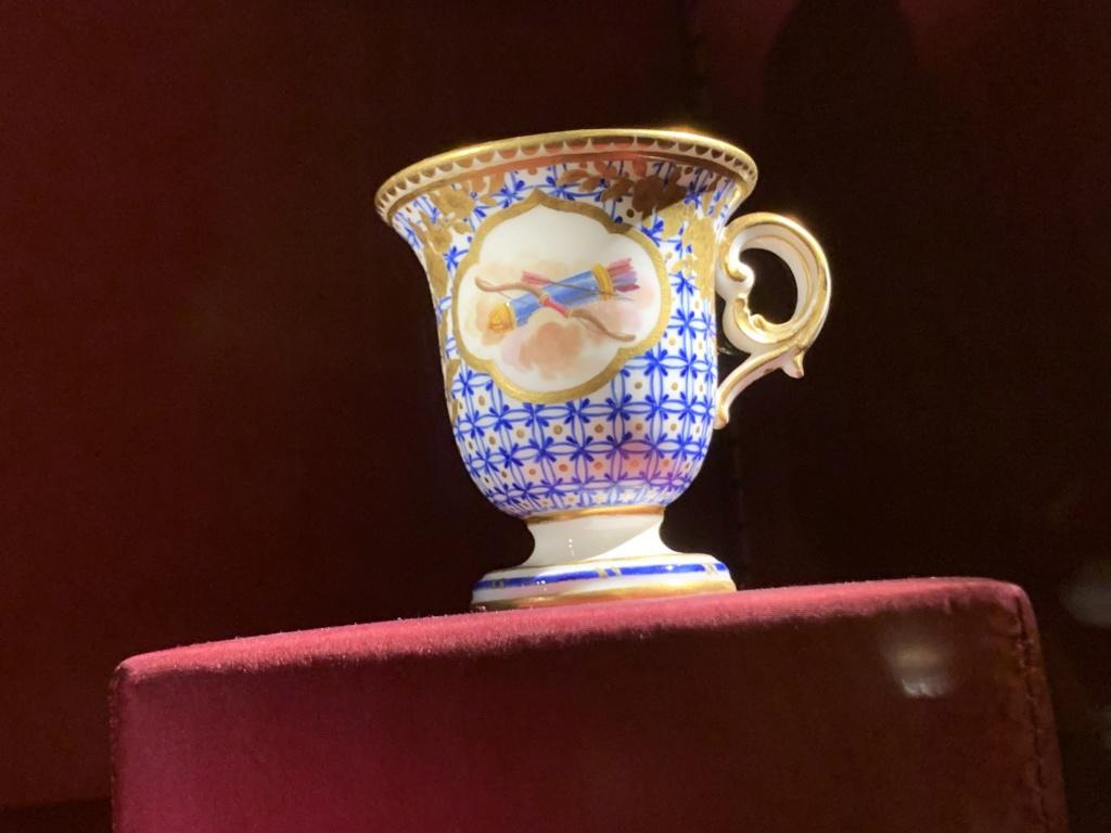 Ouverture du cabinet des porcelaines du château de Versailles  221e8110