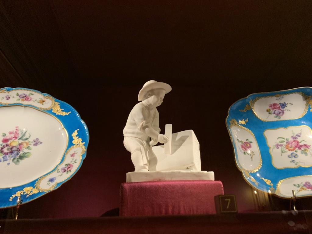 Ouverture du cabinet des porcelaines du château de Versailles  2683bf10