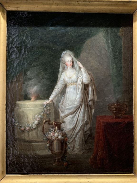 """Exposition """" Vivre à l'antique, de Marie-Antoinette à Napoléon Ier """" - Château de Rambouillet 28fe2110"""