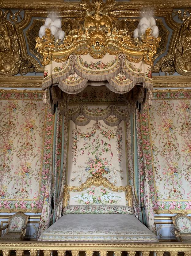 chambre - La chambre de la Reine à Versailles - Page 6 320