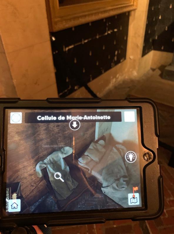 La cellule de Marie-Antoinette à la Conciergerie   - Page 6 326