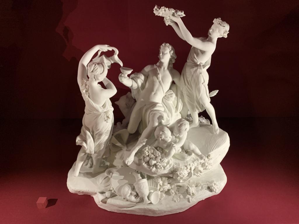Ouverture du cabinet des porcelaines du château de Versailles  366bfd10