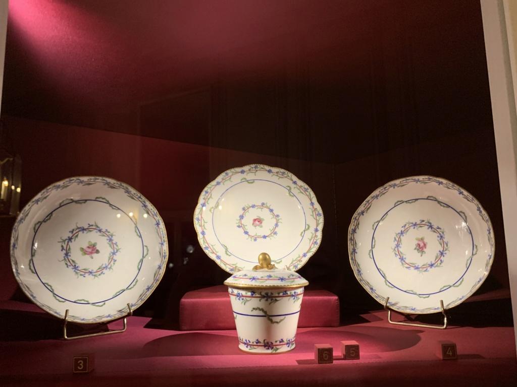 Ouverture du cabinet des porcelaines du château de Versailles  3a066310
