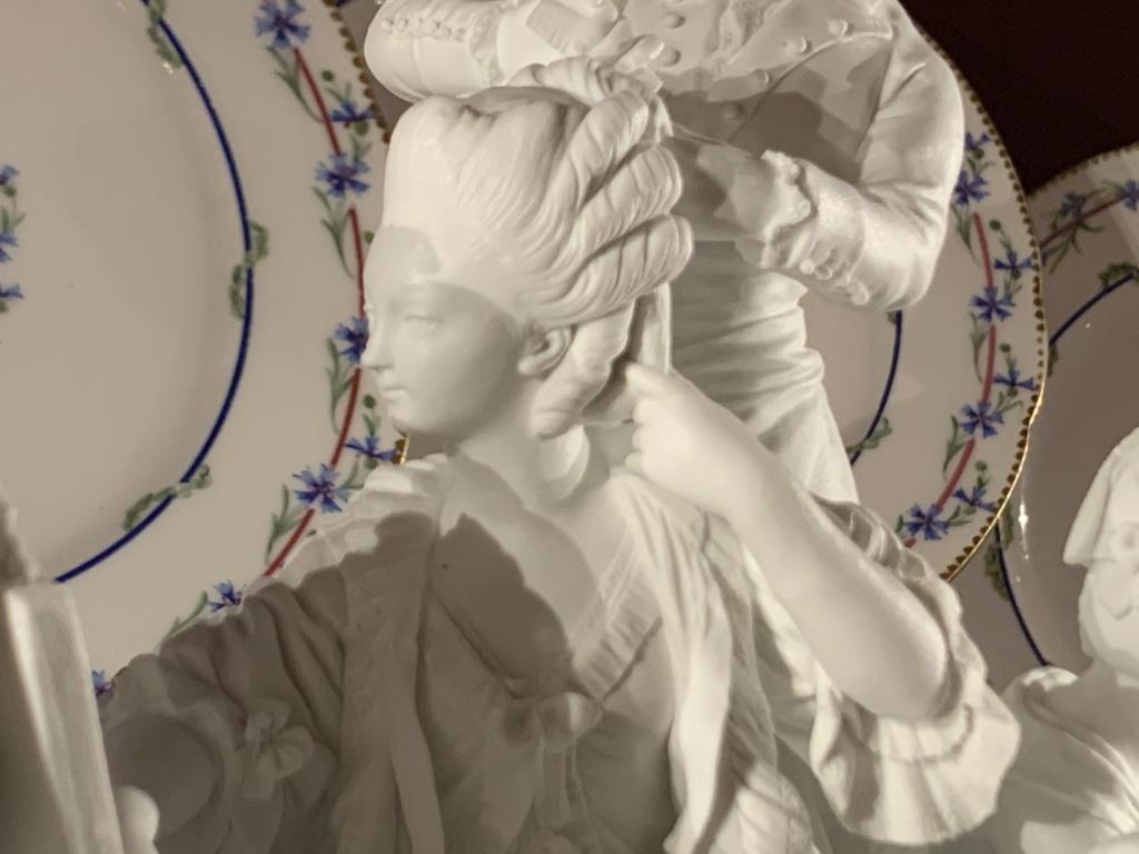 Ouverture du cabinet des porcelaines du château de Versailles  3d81de10