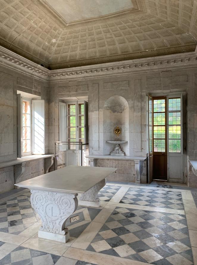 La Laiterie de propreté du Hameau du petit Trianon 411