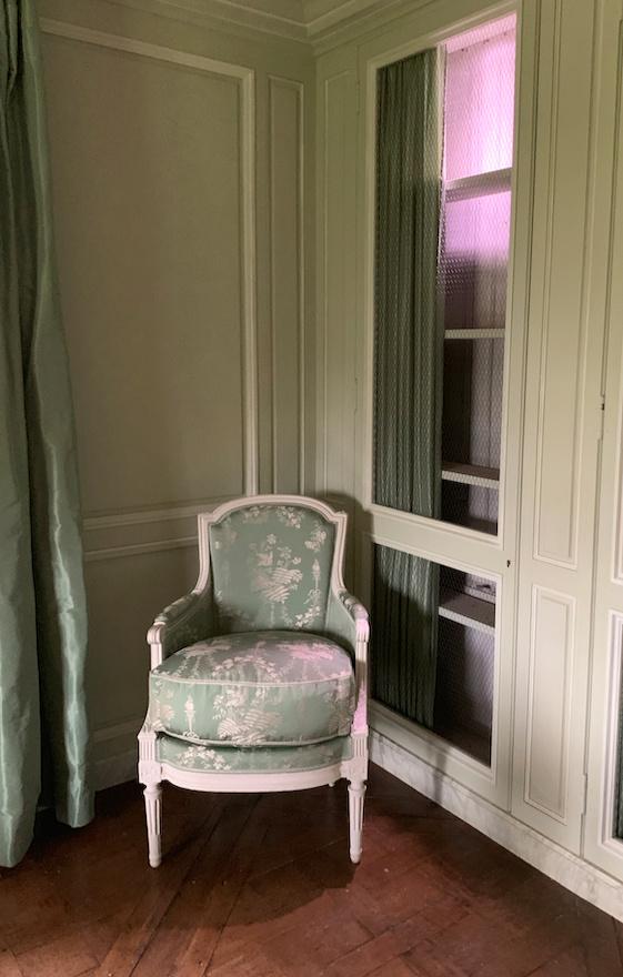 bibliothèque - La visite du Petit Trianon: Bibliothèque 414