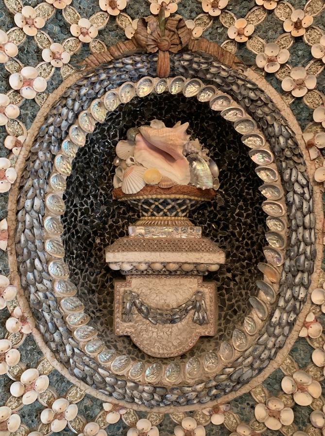 La chaumière aux coquillages de Rambouillet 417