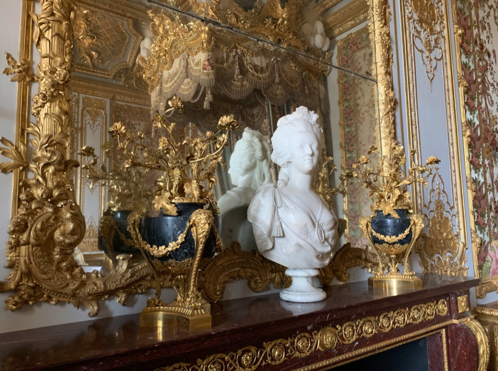 chambre - La chambre de la Reine à Versailles - Page 6 422