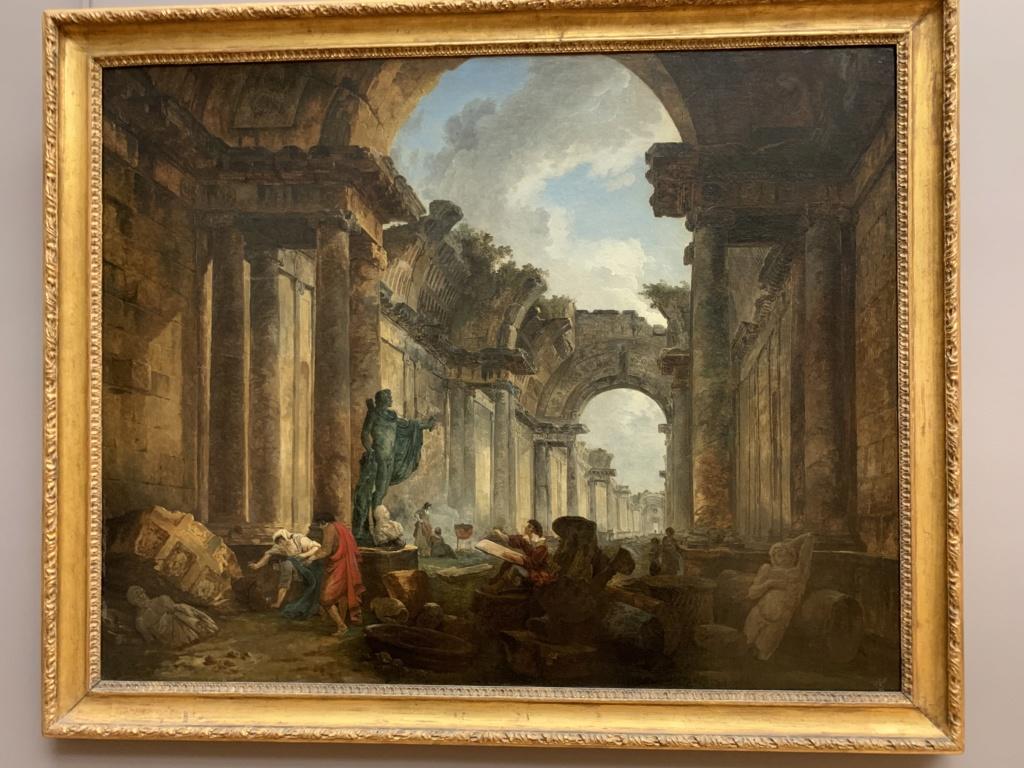 Hubert Robert et le XVIIIe siècle 43722910