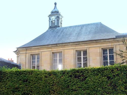 La chapelle du château de Trianon 45681310