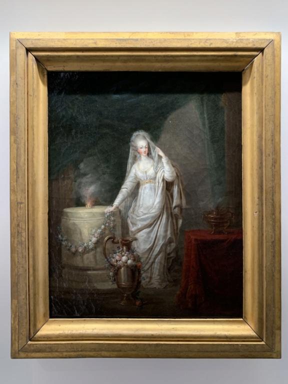"""Exposition """" Vivre à l'antique, de Marie-Antoinette à Napoléon Ier """" - Château de Rambouillet 470b1610"""