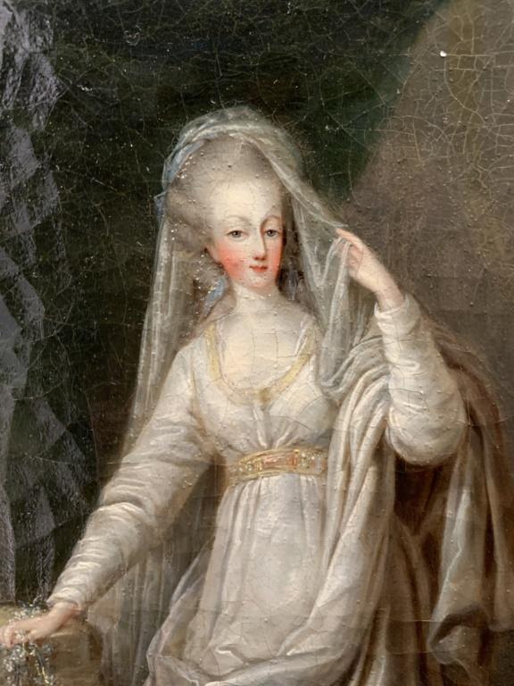 """Exposition """" Vivre à l'antique, de Marie-Antoinette à Napoléon Ier """" - Château de Rambouillet 4aa13910"""