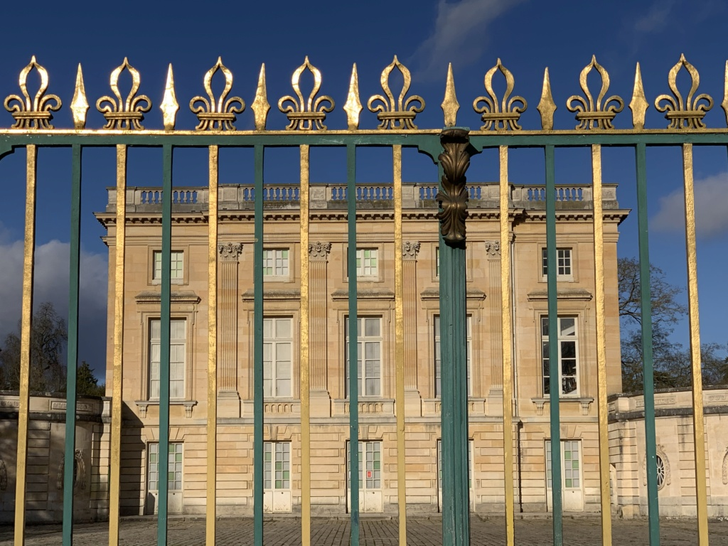 Balade à Versailles et Trianon au temps du Covid  4f054b10
