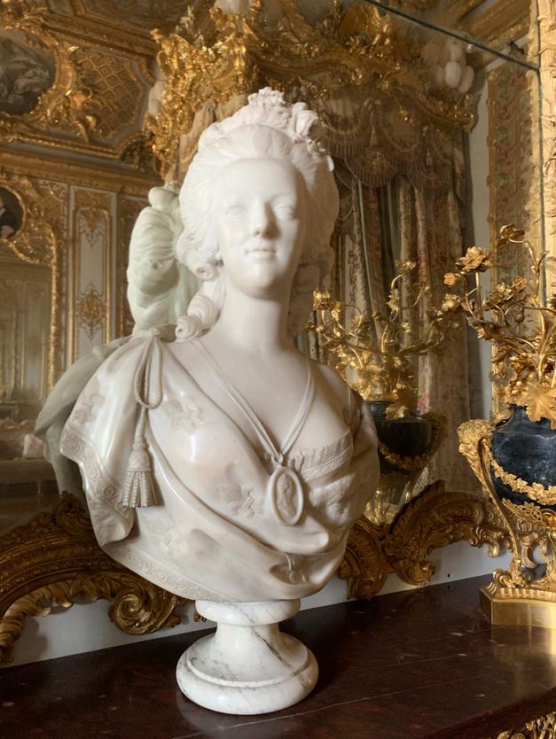 chambre - La chambre de la Reine à Versailles - Page 6 521