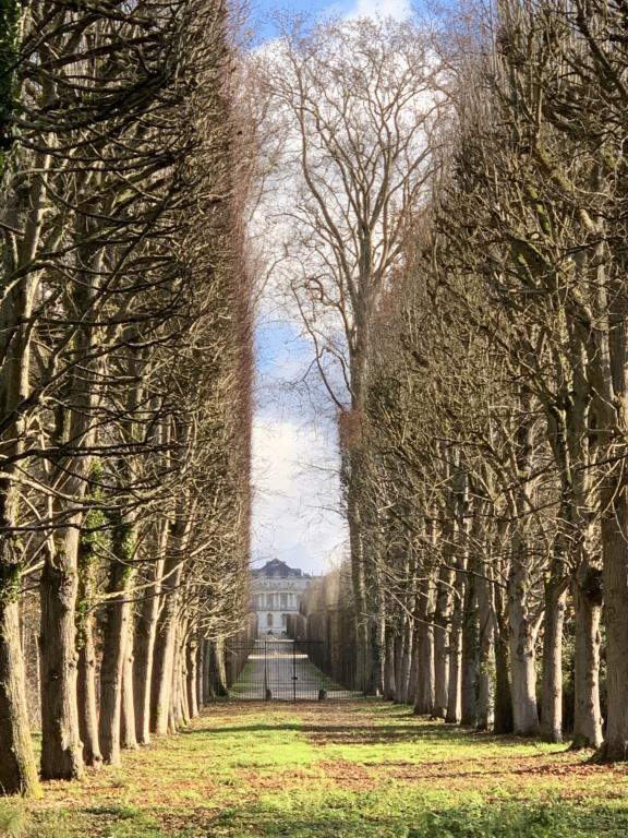 Balade à Versailles et Trianon au temps du Covid  687f6910