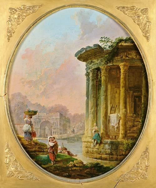 Hubert Robert et le XVIIIe siècle 6946ec10
