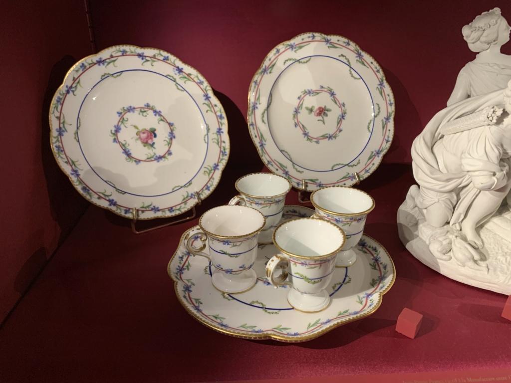 Ouverture du cabinet des porcelaines du château de Versailles  6da4ca10