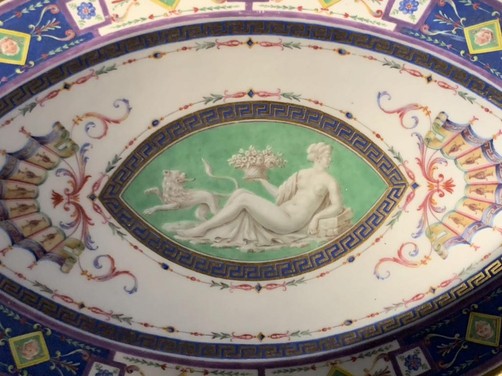 """Exposition """" Vivre à l'antique, de Marie-Antoinette à Napoléon Ier """" - Château de Rambouillet 7020b410"""