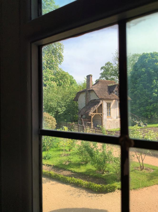 Hameau du Petit Trianon : Restauration de la maison de la Reine  - Page 19 710