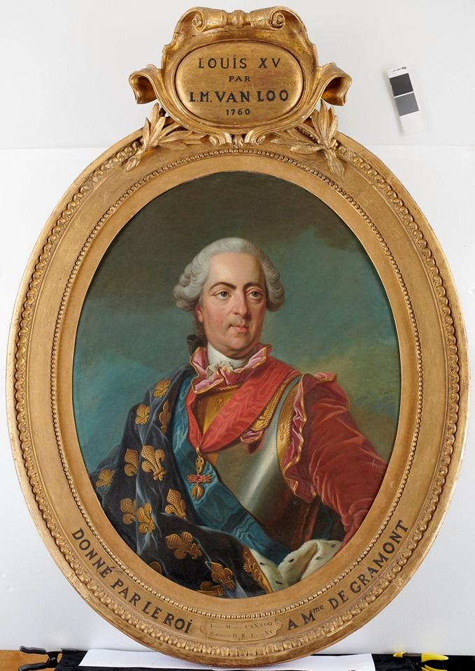 Cent portraits pour un siècle. Exposition au Musée Lambinet (Versailles) et Palais Lascaris (Nice) 72851010