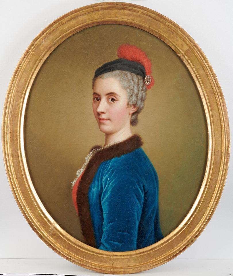 Cent portraits pour un siècle. Exposition au Musée Lambinet (Versailles) et Palais Lascaris (Nice) 72957510